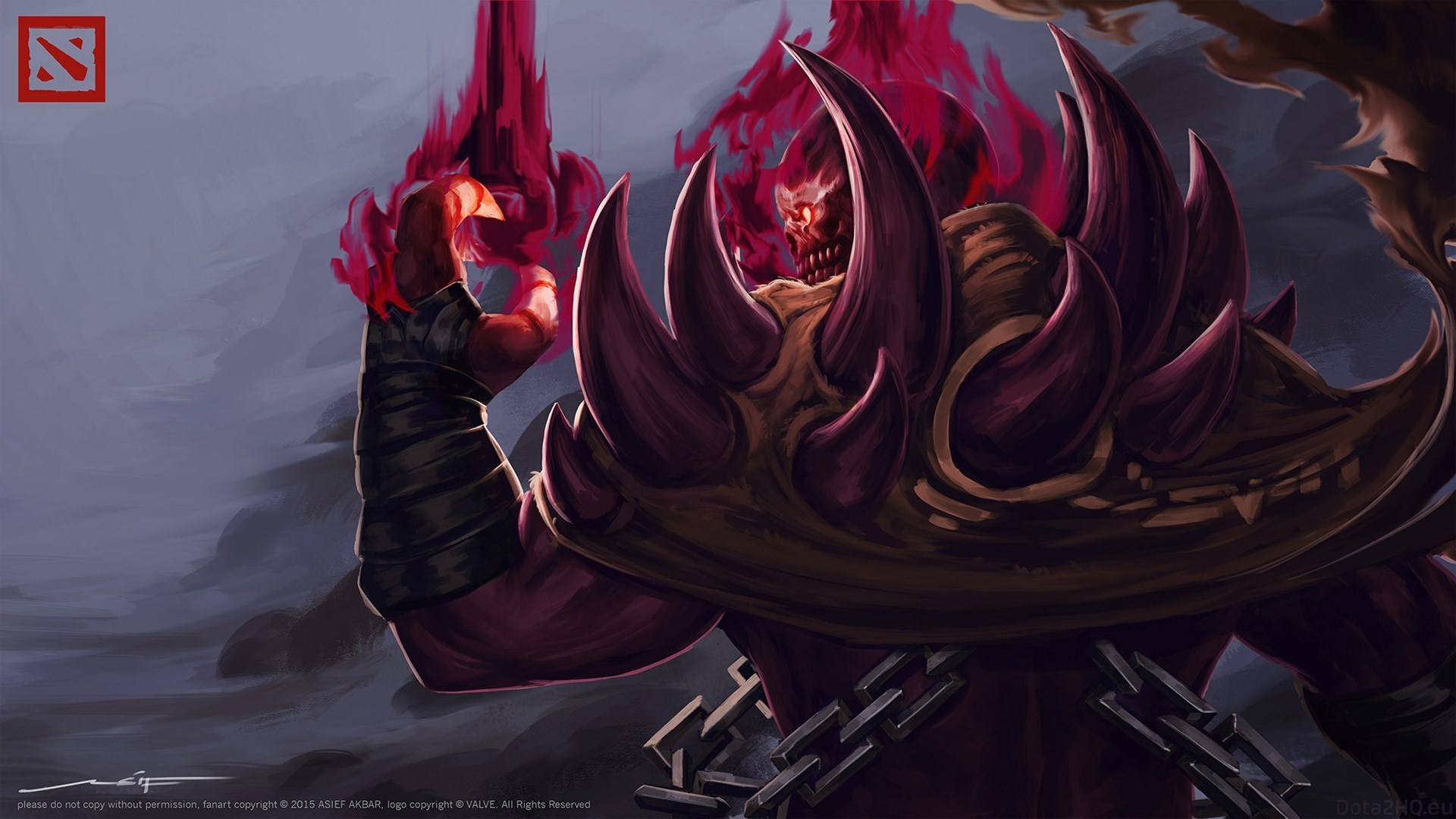 Shadow Demon dota 2