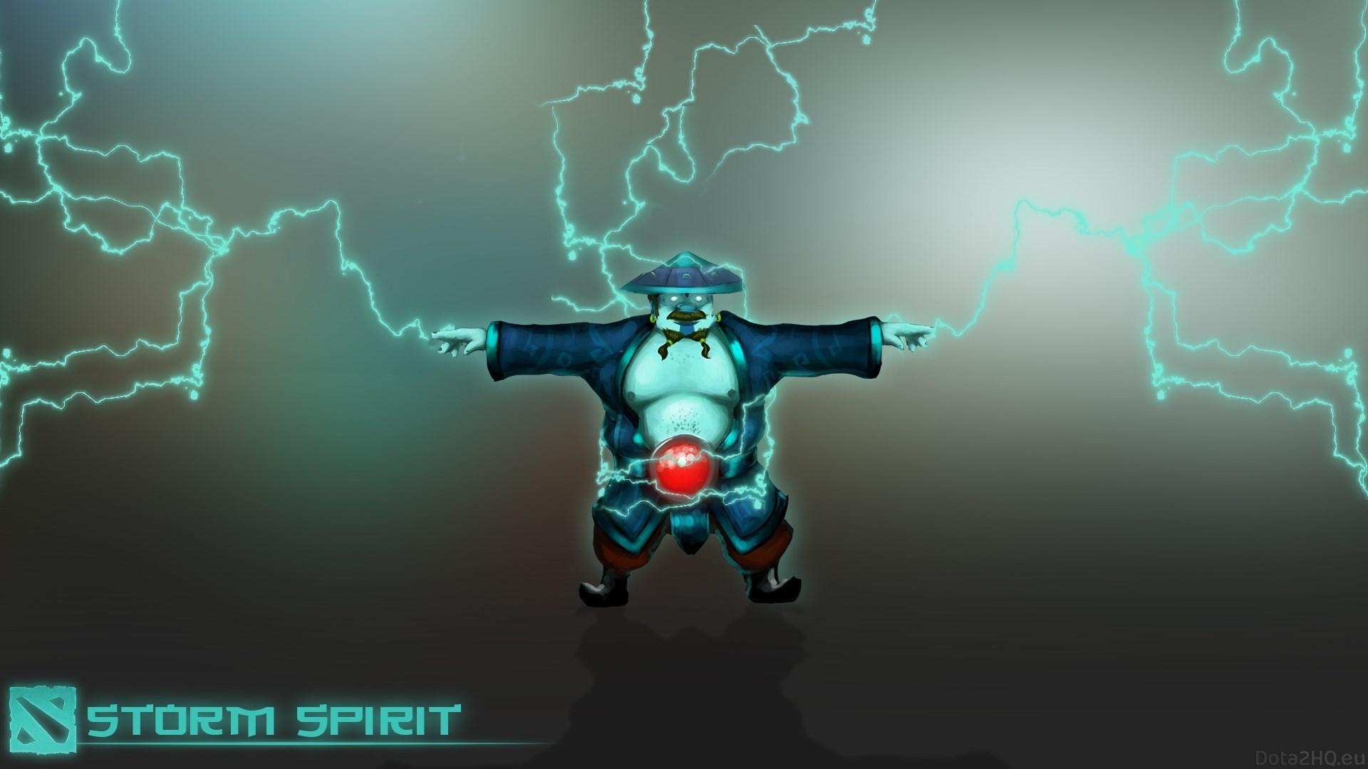 Foto Shtorma V Dota 2 Kartinki Storm Spirit