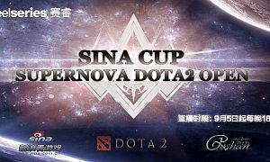 Sina Cup Cup #5